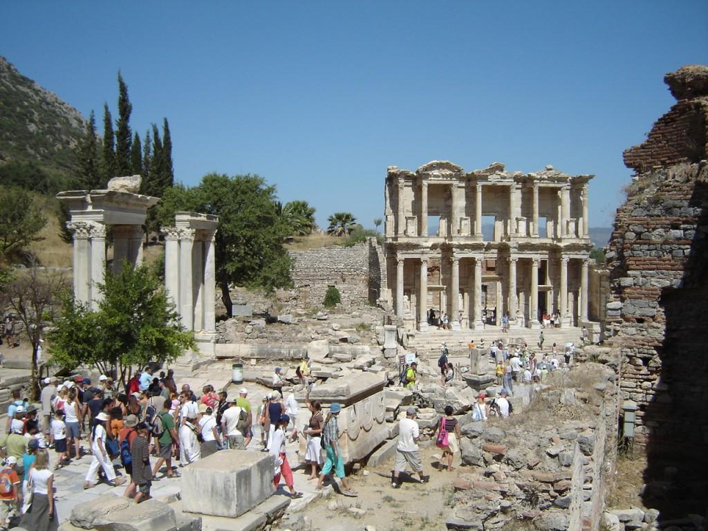 Orasul Efes Turcia