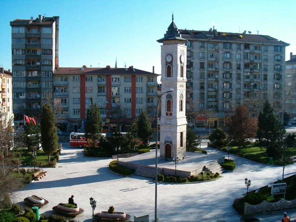 Orasul Kutahya Turcia