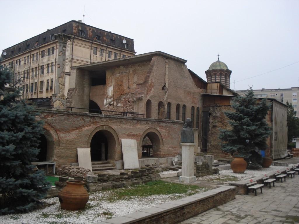 Palatul Voievodal Curtea Veche 2