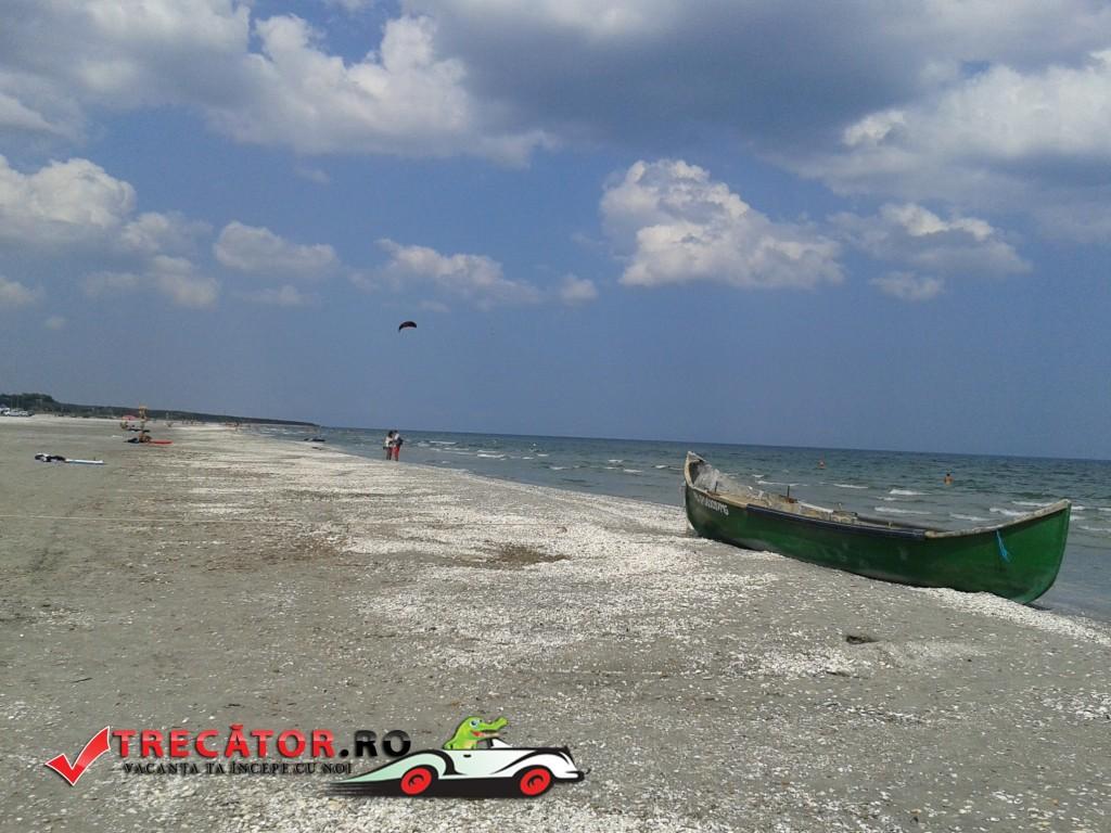 Plaja Corbu Constanța