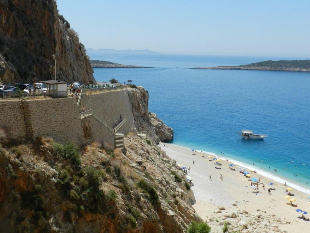Plaja Kaputas Turcia 2