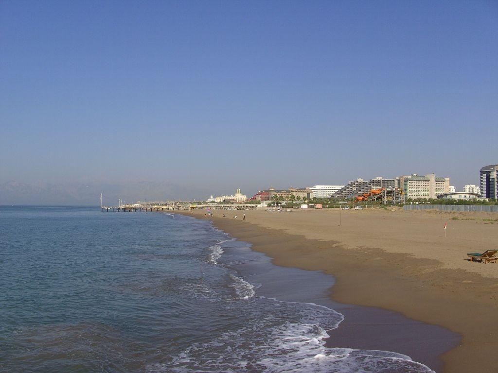 Plaja Lara Antalya