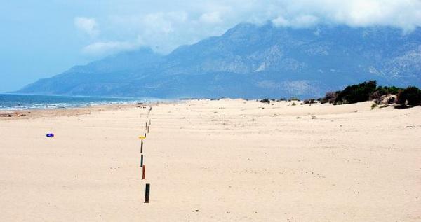 Plaja Patara Turcia 2