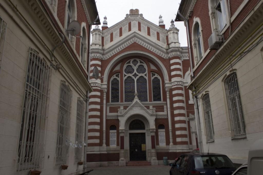 Sinagoga Neologa Brasov