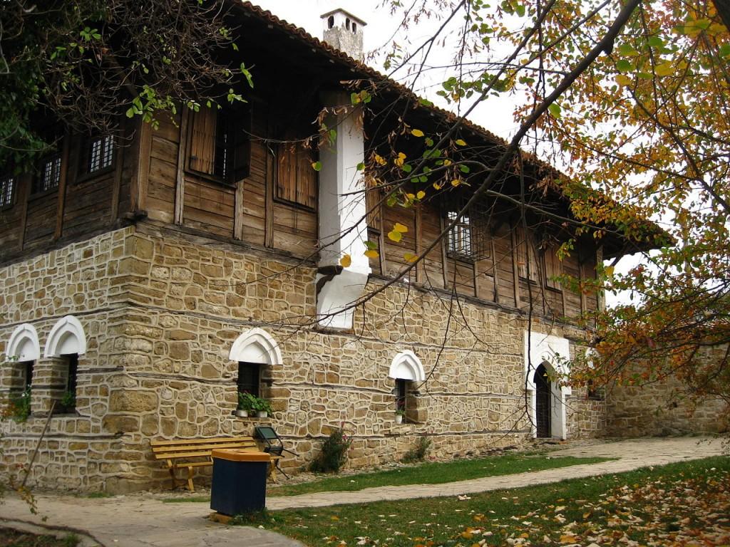 Statiunea Arbanasi Bulgaria