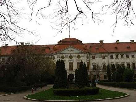 palatul baroc din oradea