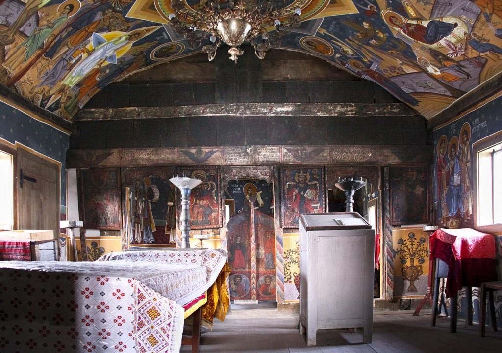 Biserica de lemn din Valea Mare 1