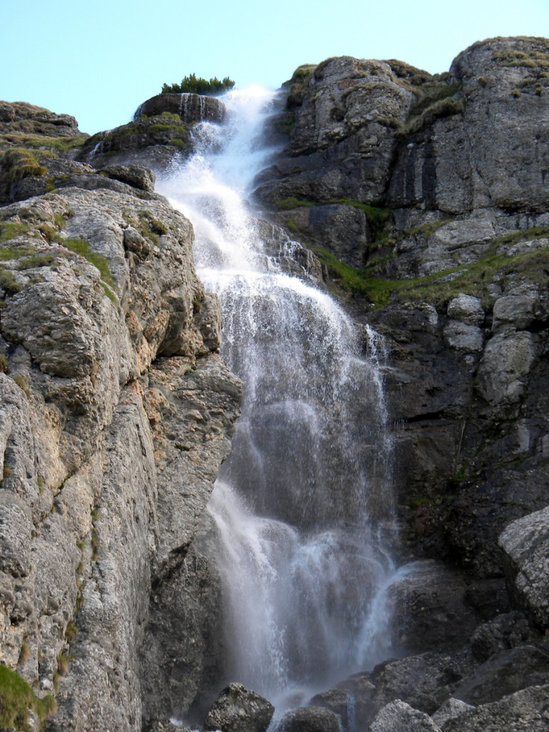 Cascada Obarsia Ialomitei 3