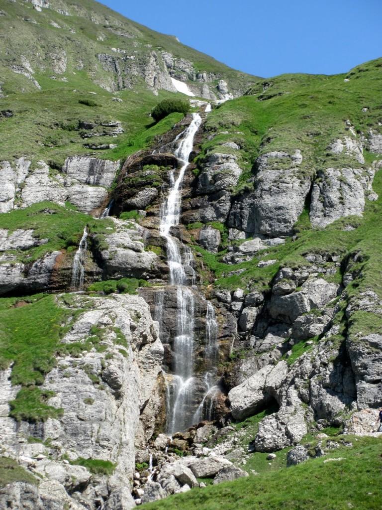 Cascada Obarsia Ialomitei