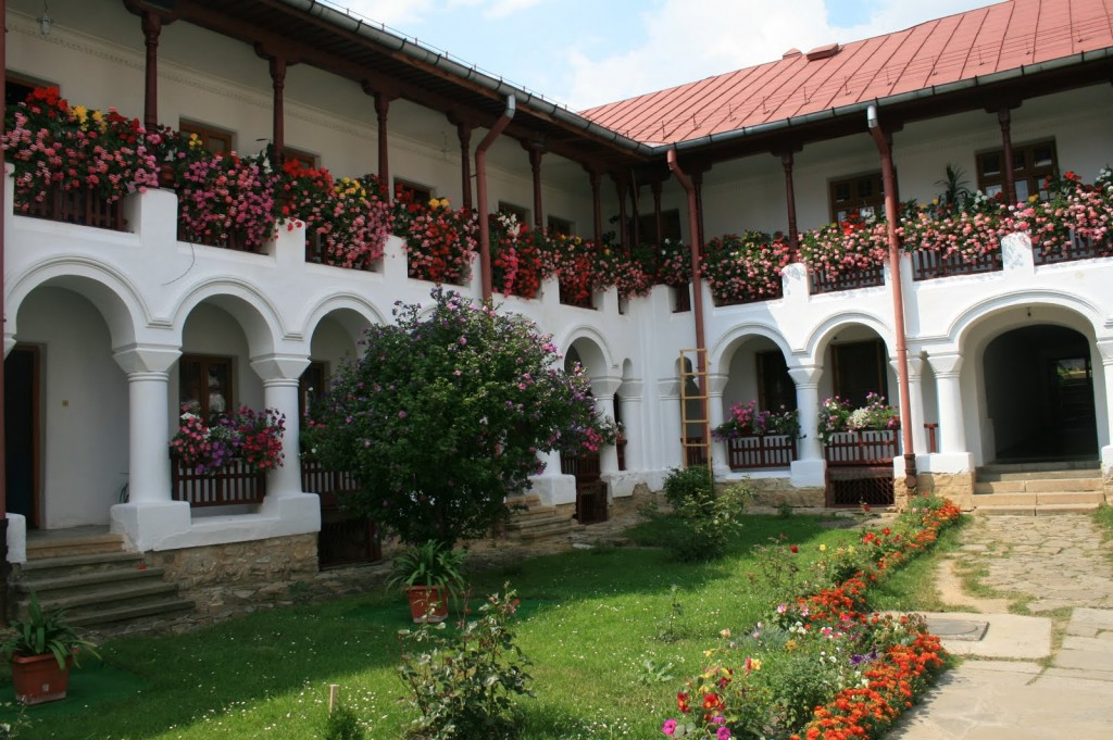 Mănăstirea Agapia 2