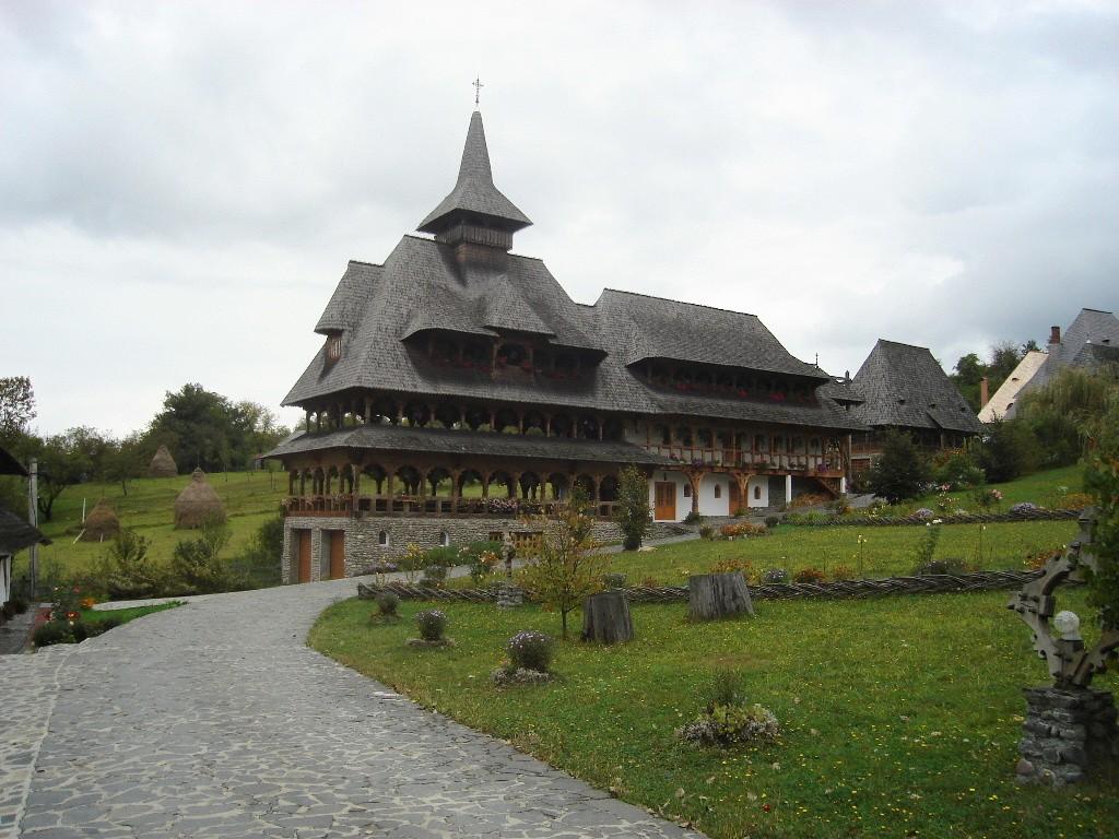 Mănăstirea Bârsana 1