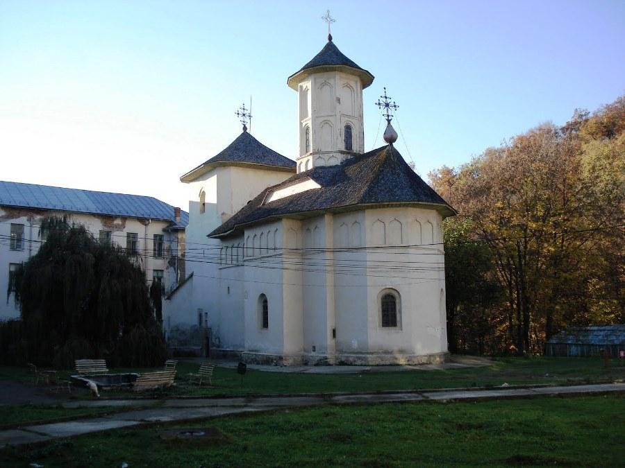 Mănăstirea Bisericani