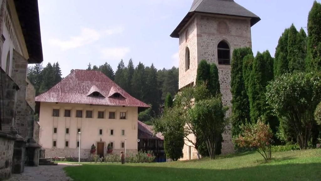 Mănăstirea Bistrița Neamț 1
