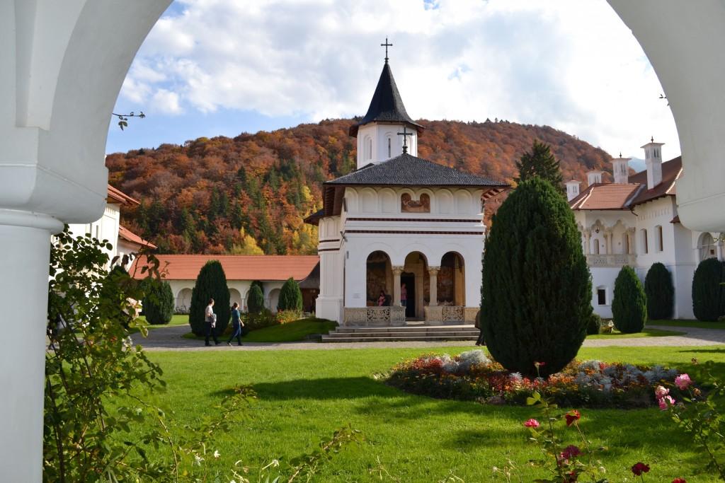 Mănăstirea Brâncoveanu (Sâmbăta de Sus)