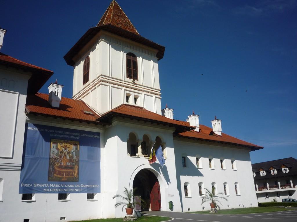 Mănăstirea Brâncoveanu (Sâmbăta de Sus) 2