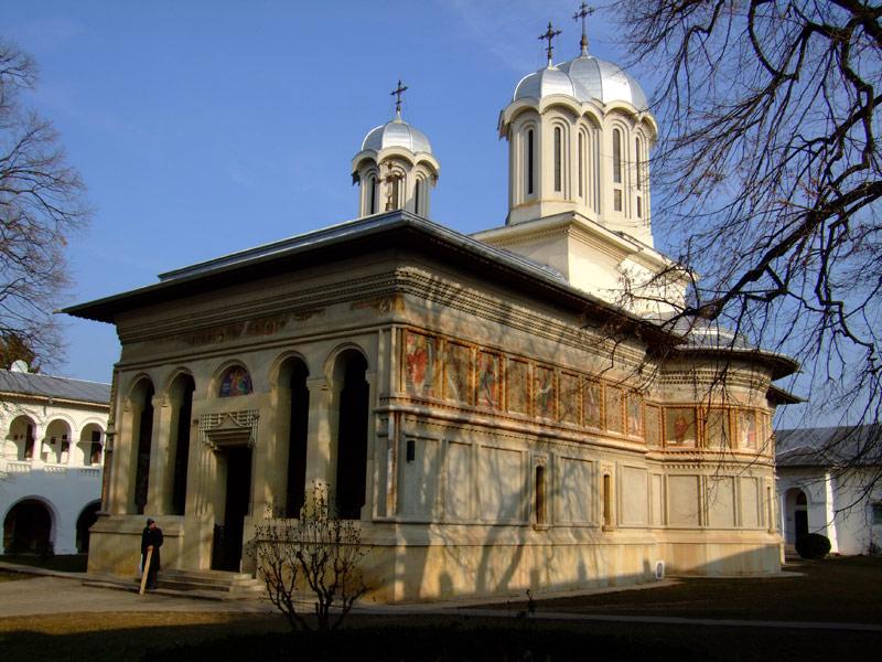 Mănăstirea Căldarușani
