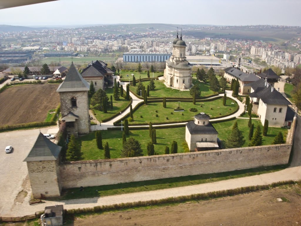 Mănăstirea Cetățuia 1