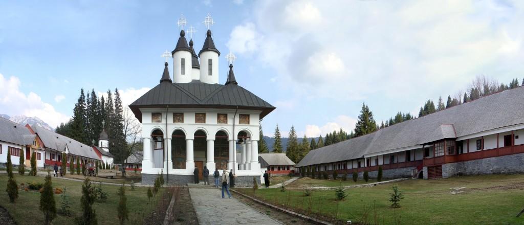 Mănăstirea Cheia 2
