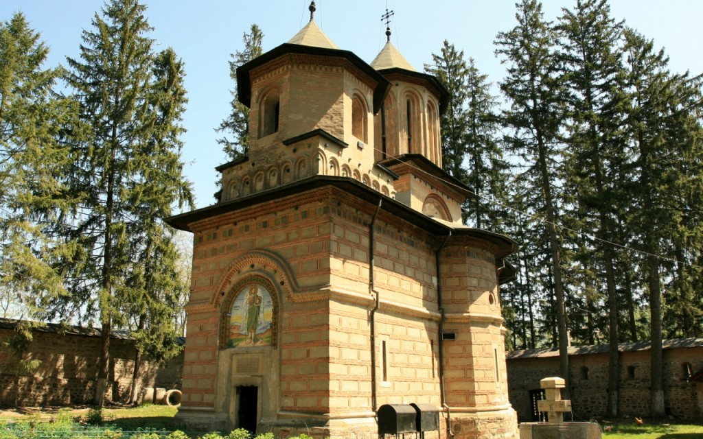 Mănăstirea Cornetu 1