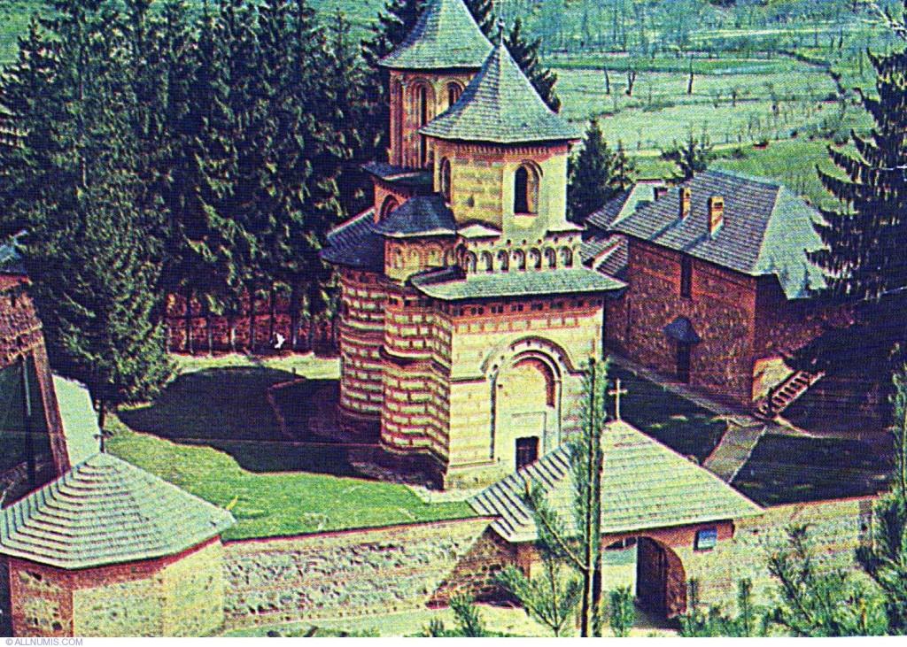 Mănăstirea Cornetu 2
