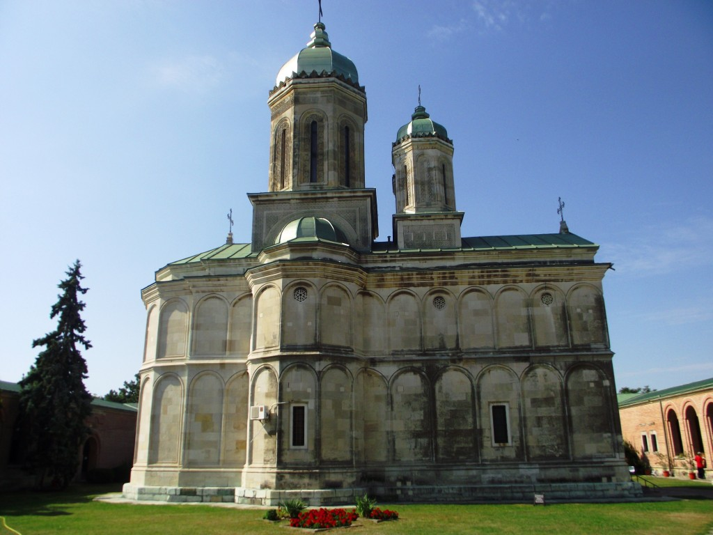 Mănăstirea Dealu 1