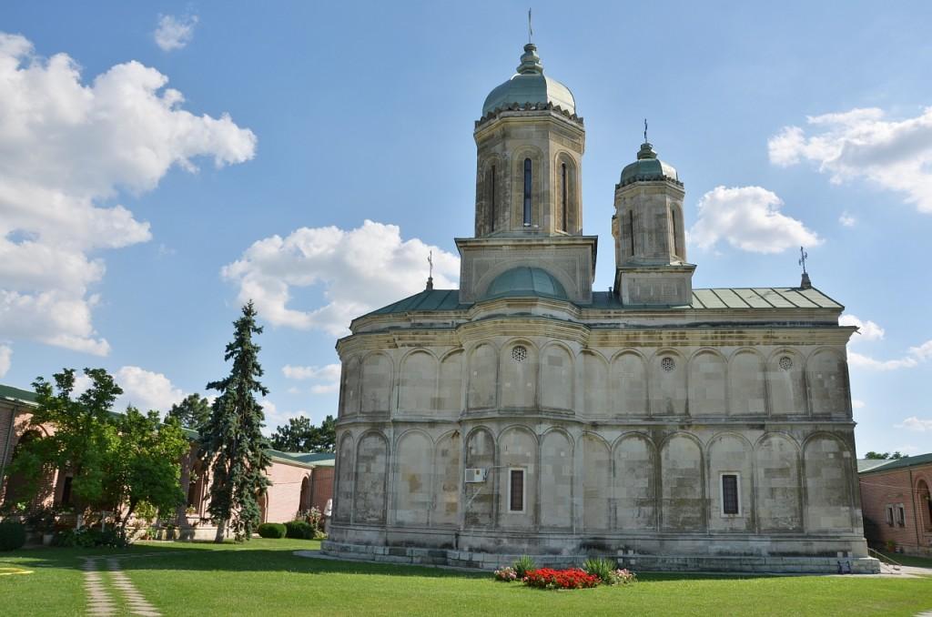 Mănăstirea Dealu 2