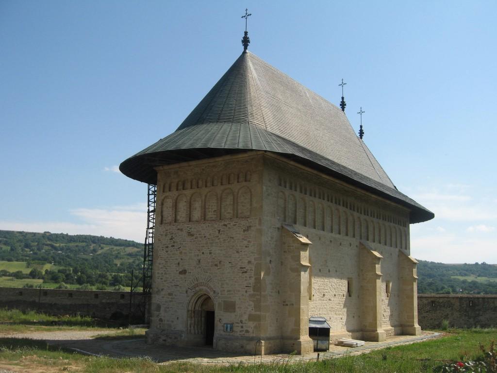 Mănăstirea Dobrovăț 1