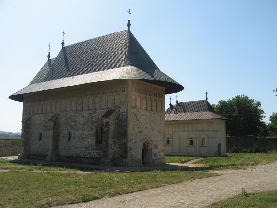 Mănăstirea Dobrovăț