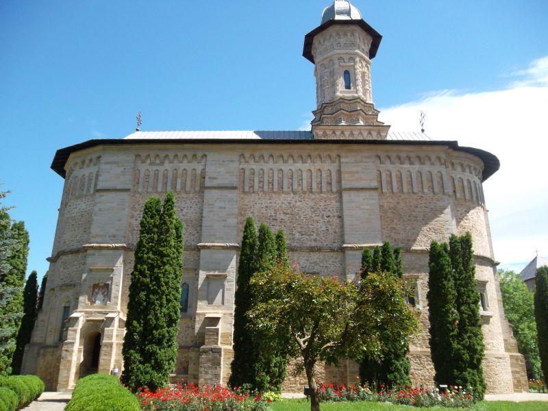 Mănăstirea Dragomirna 1
