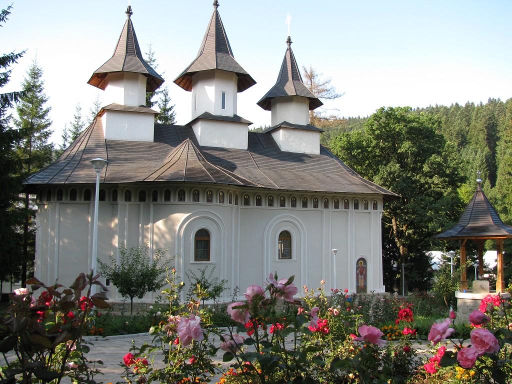 Mănăstirea Durău 1