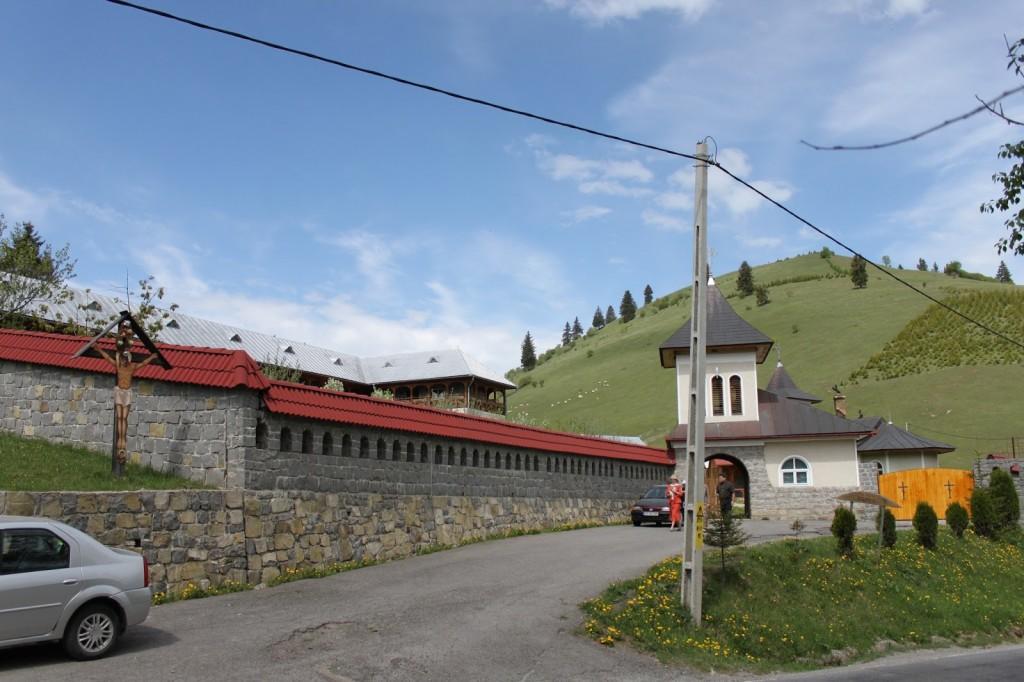 Mănăstirea Făgețel