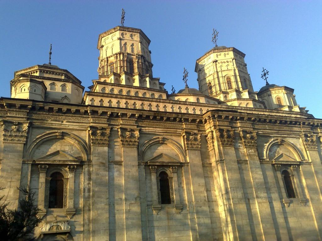 Mănăstirea Golia 1