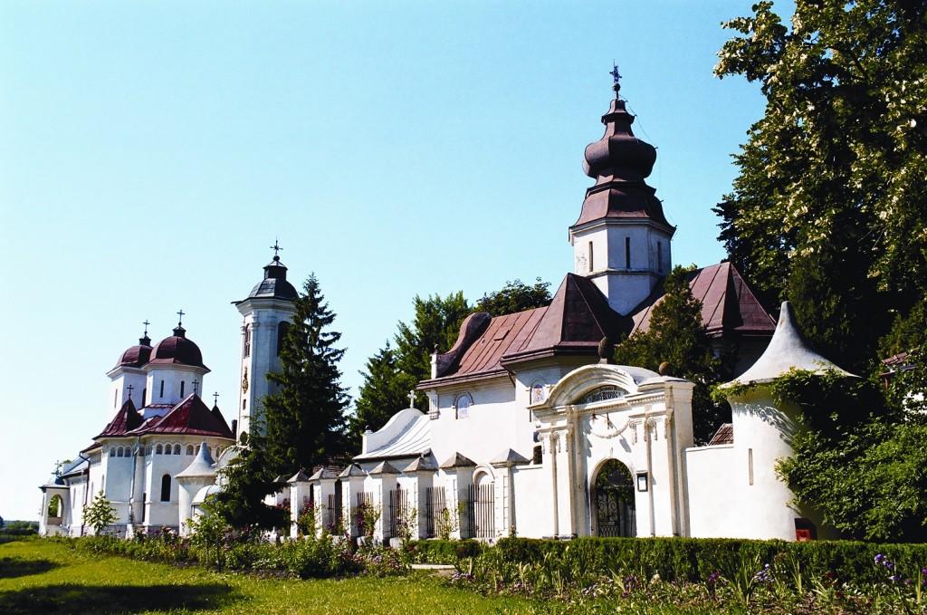 Mănăstirea Hodoș Bodrog 1