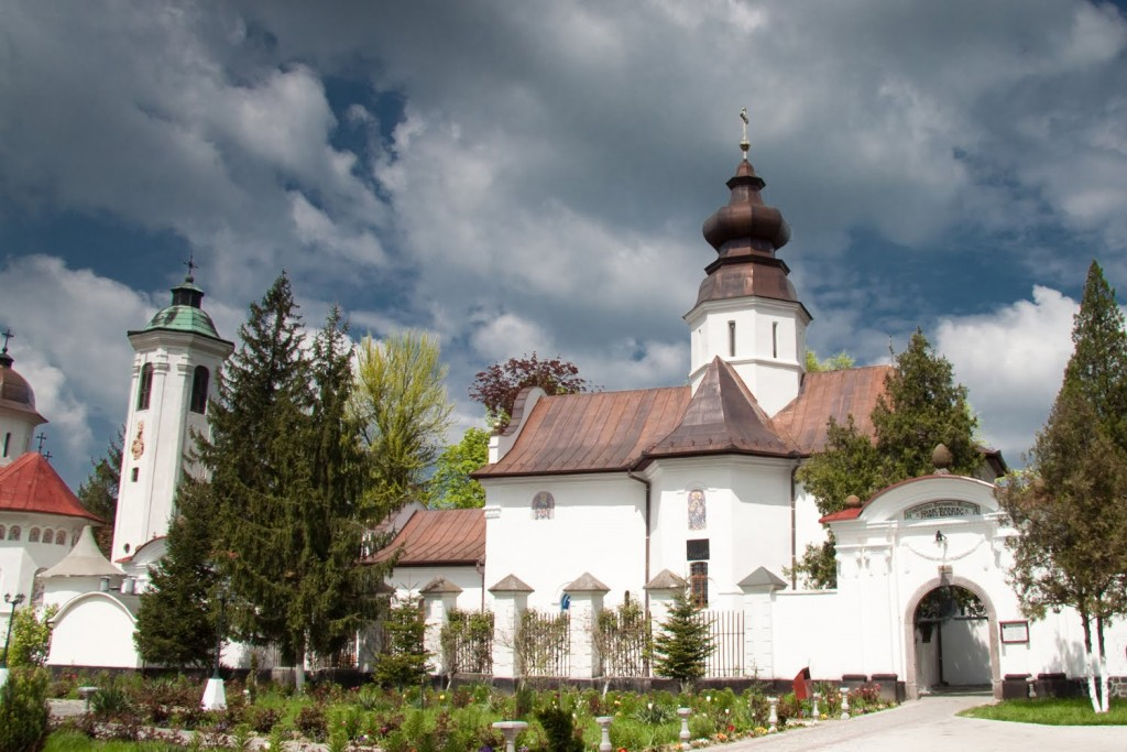 Mănăstirea Hodoș Bodrog