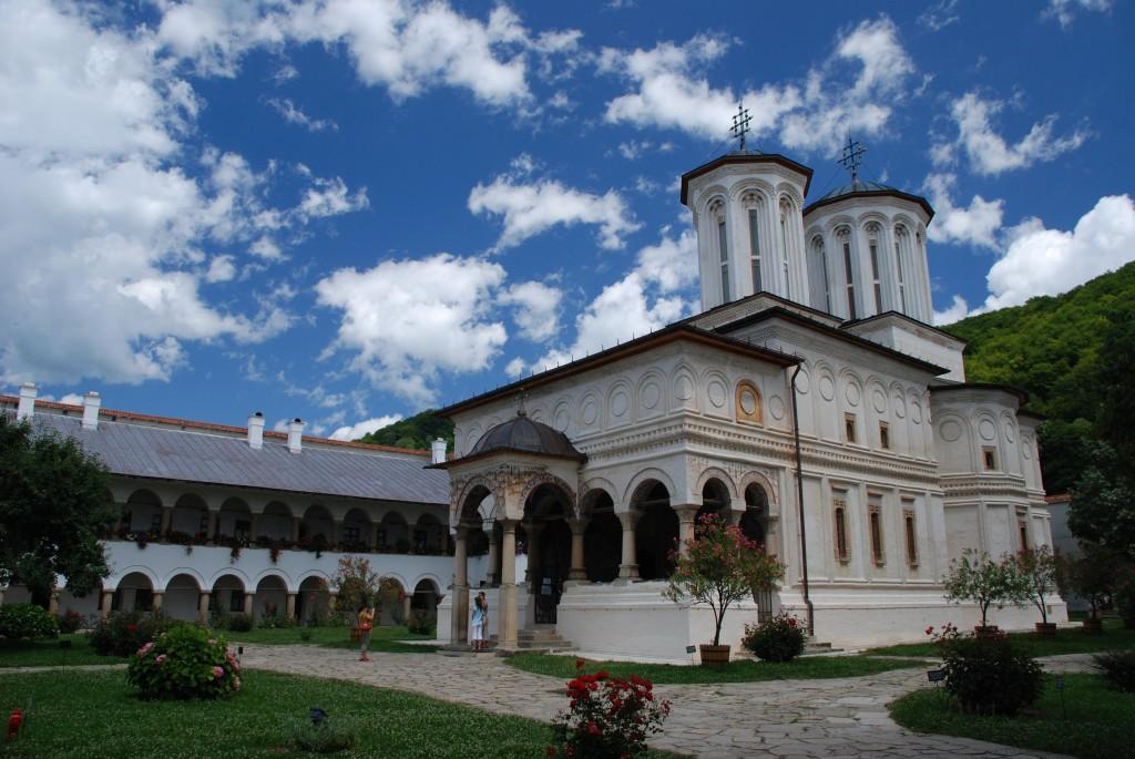 Mănăstirea Hurezi 1