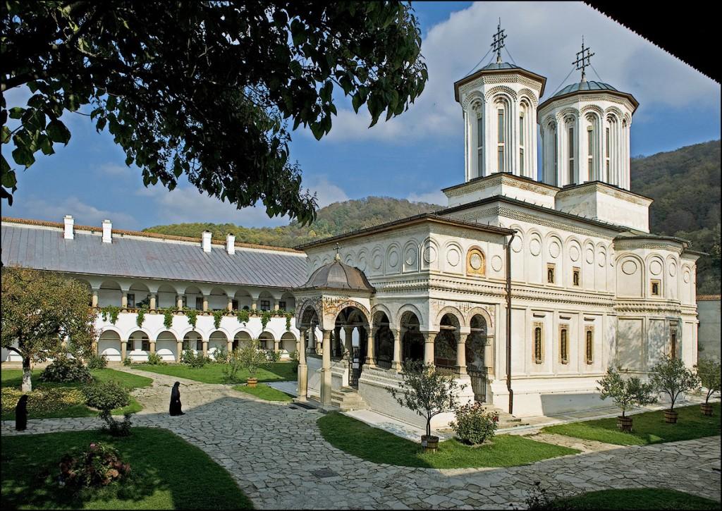 Mănăstirea Hurezi 2