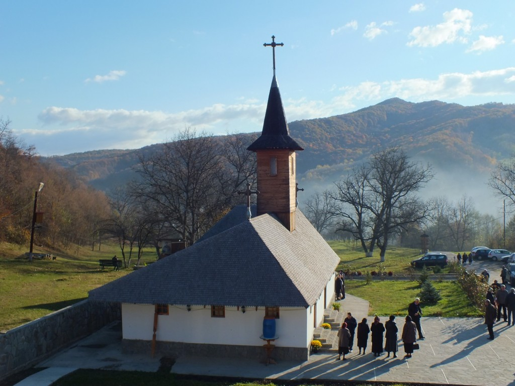 Mănăstirea Ianculești