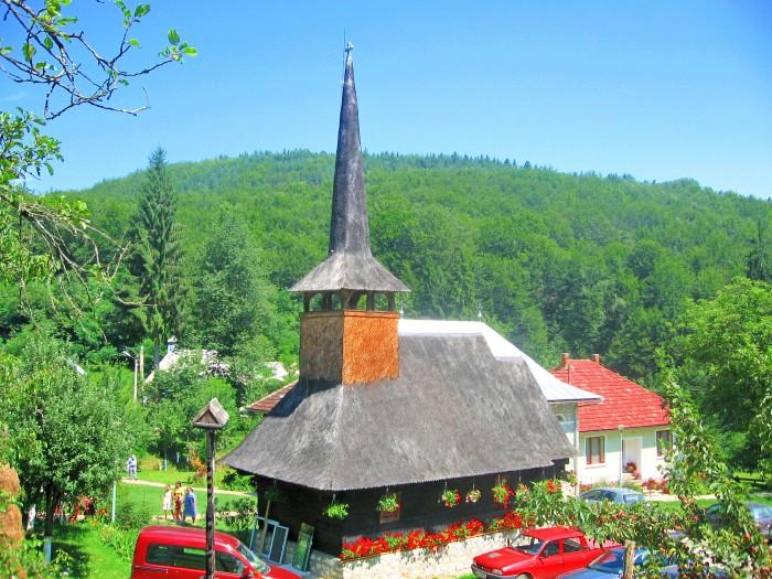 Mănăstirea Izbuc 1