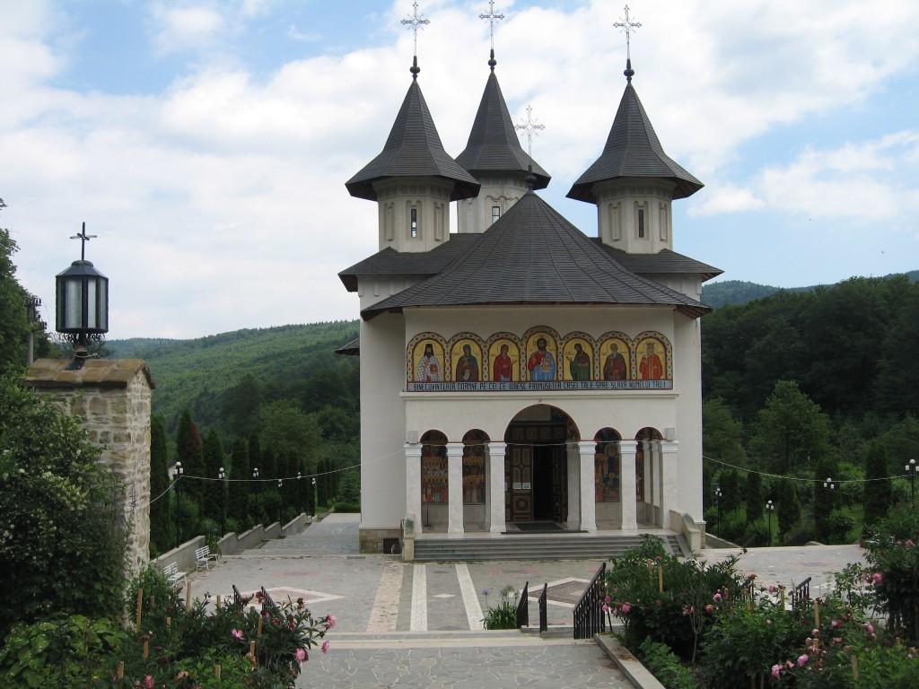 Mănăstirea Sihăstria