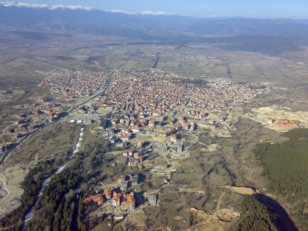Statiunea Bansko, Bulgaria