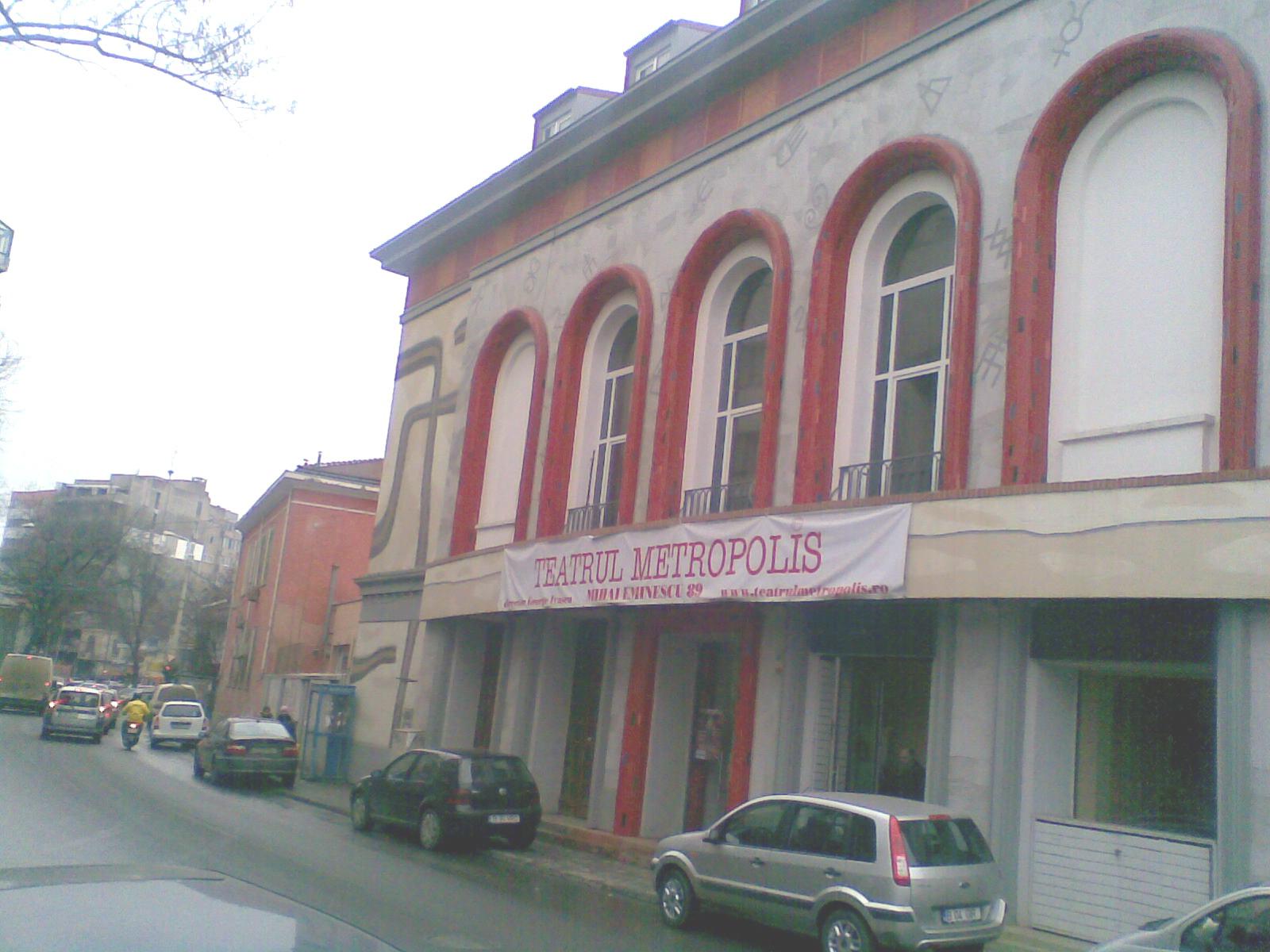 """Imagini pentru Teatrul Metropolis din București,photos"""""""