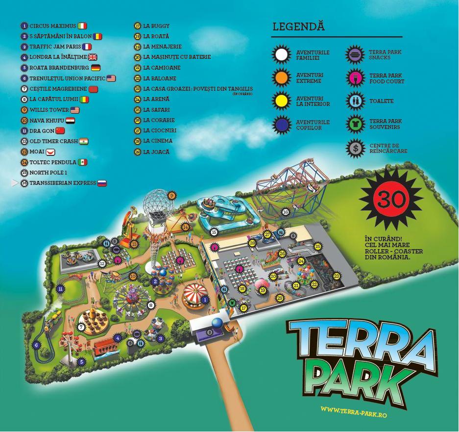 Terra park Bucuresti