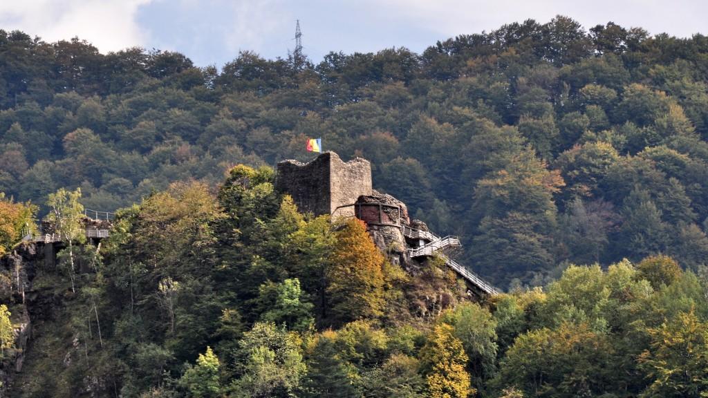 Cetatea Poenari 1