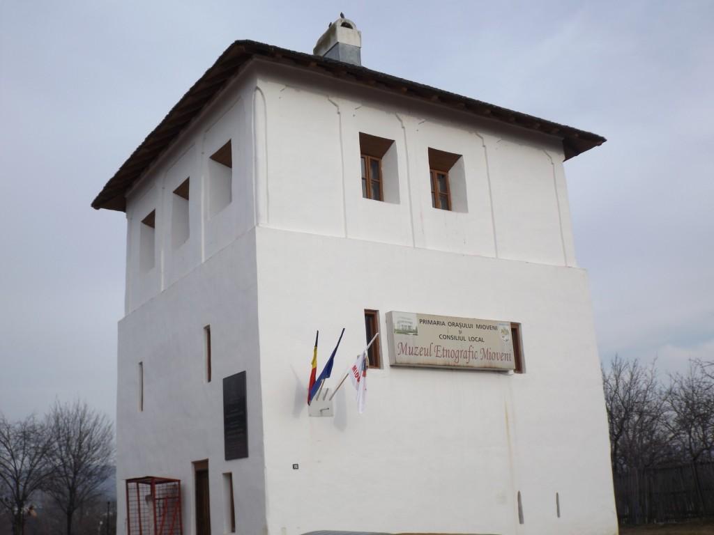 Cula Racovita din Mioveni