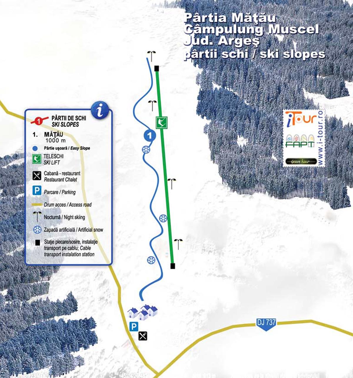 Harta-partie-ski-Matau-Campulung-Arges