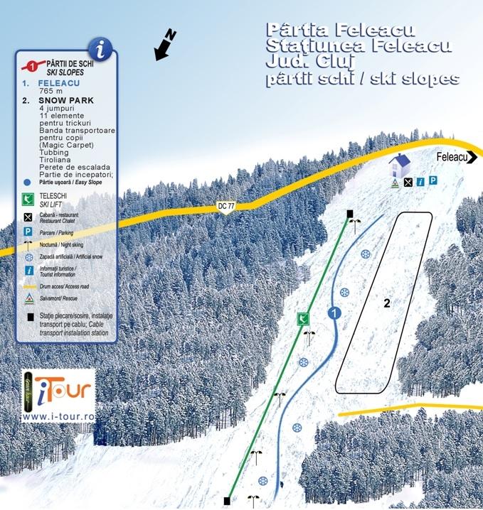 Harta-partii-Arena-Schi-Feleacu-Cluj