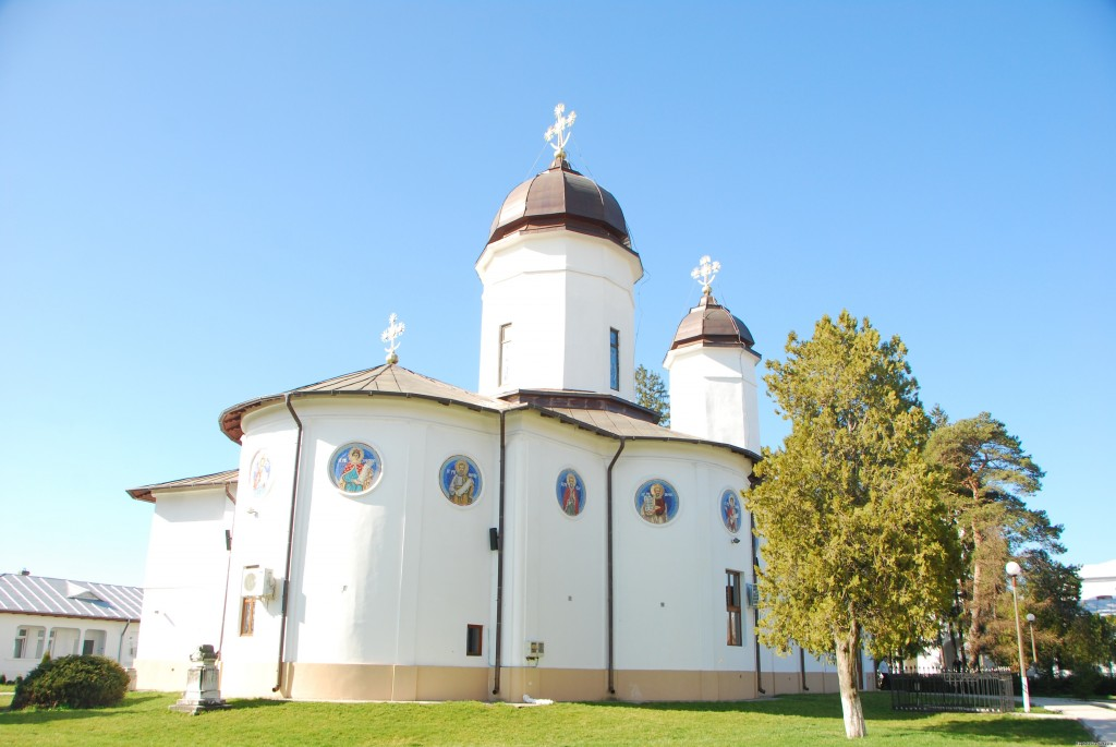 Mănăstirea Țigănești 1