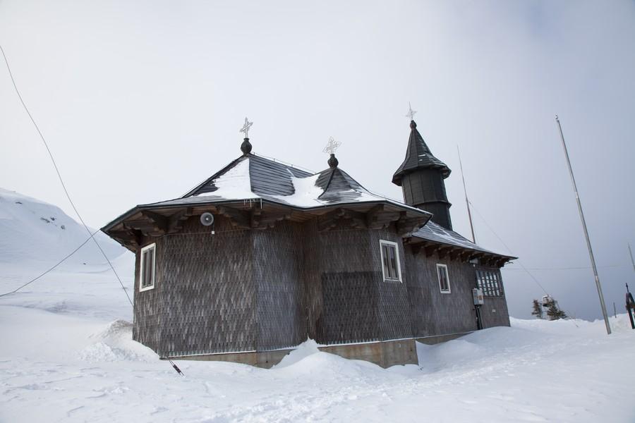 Mănăstirea Muntele Ceahlău