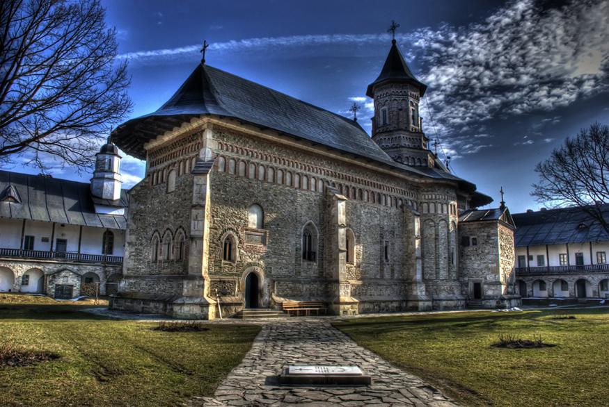 Mănăstirea Neamț 1