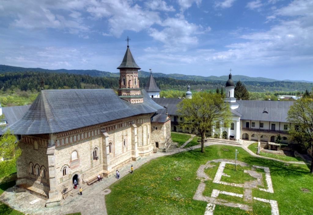 Mănăstirea Neamț 2